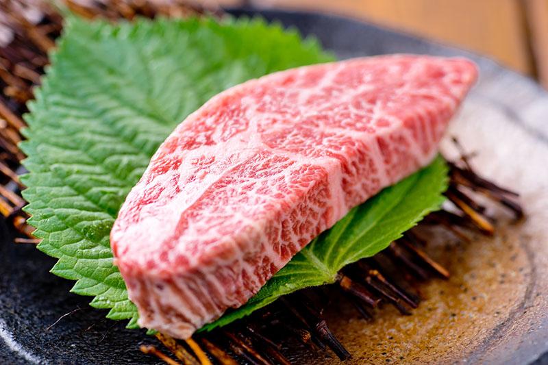 神戸牛 ミスジステーキ
